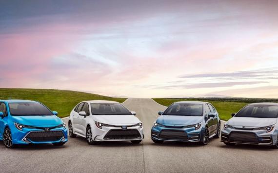 Eladták az 50 milliomodik Toyota Corollát