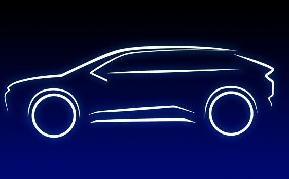 Vadonatúj, akkumulátoros elektromos hajtású SUV modellel jelentkezik a Toyota