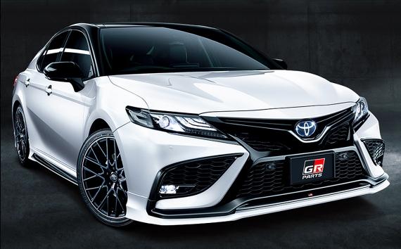 A Toyota Camryből is készülhet sportváltozat